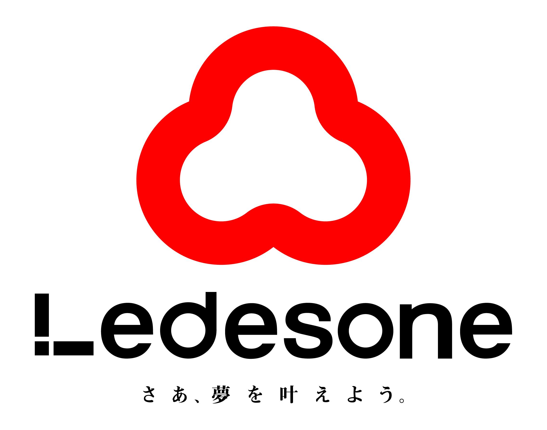 レデソンのロゴ2